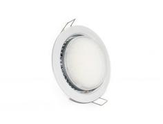 Светильник Экола gx53 белый