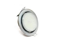 Светильник Экола gx53 серый